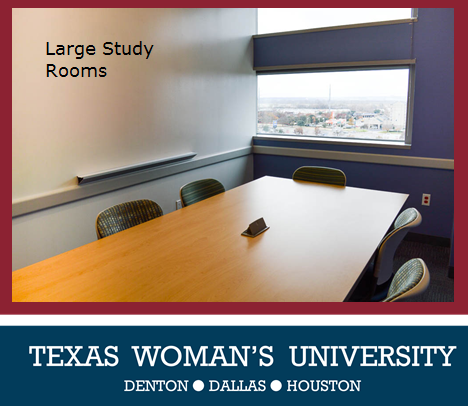 Dallas Library Large Study Rooms