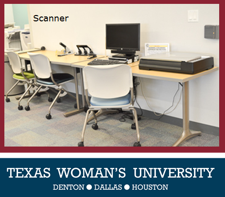 Dallas Library Scanner