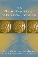 Book - 'The social psychology of prosocial behavior' by J. F. Dovidio, J. A. Piliavin, D. A. Schroeder, & L. A. Penner