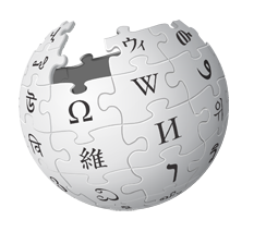 """WikipediaLogo"" by Wikimedia Organization - [[1]]. Licensed under GFDL via Wikimedia Commons - http://commons.wikimedia.org/wiki/File:WikipediaLogo.PNG#/media/File:WikipediaLogo.PNG"