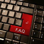FAQs on Keyboard by Photosteve101 (https://www.flickr.com/photos/42931449@N07/5397530925/)  CC 2.0 /image source flickr.com