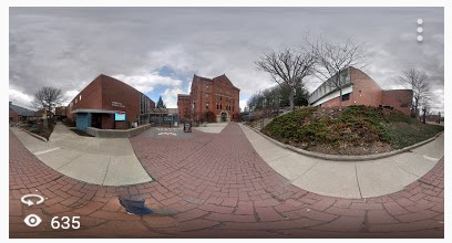 North Hall Photo Sphere