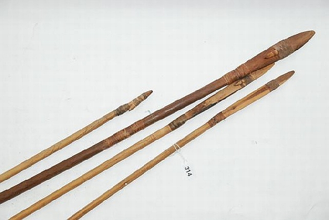 Tools ancient australians sss guides at st stephen 39 s for Fishing spears for sale