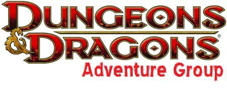 Dungeons and Dragons Adventure Group