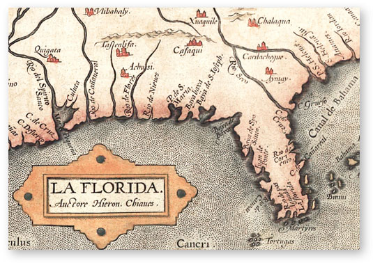 Florida History Map Collection