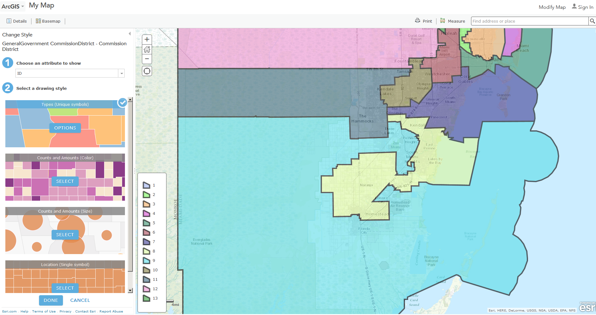 Research MiamiDade County GIS Data Resources FIU Libraries - Us zip code gis shapefile