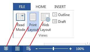 Word Workspace Pt 2 Microsoft Word 2013 Basics Ulibraries