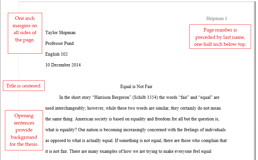 Apa works cited page double spaced essay