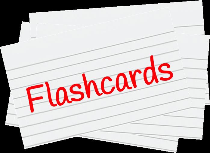 flashcards