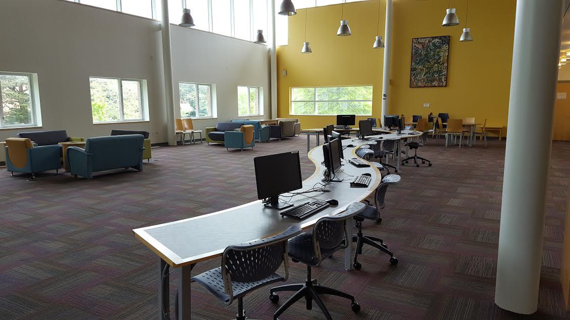 Stony Brook Library Study Rooms