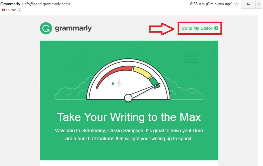 Take your writing to the max
