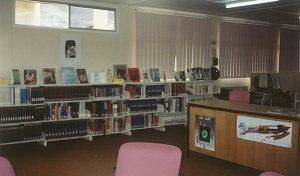 Arts and Media Library, 1990 - Goulburn Campus