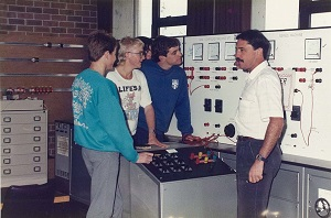 Shellharbour Campus in the 80's