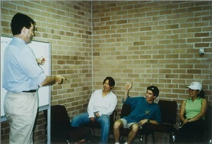 Studying at Wollongong Campus 90's style