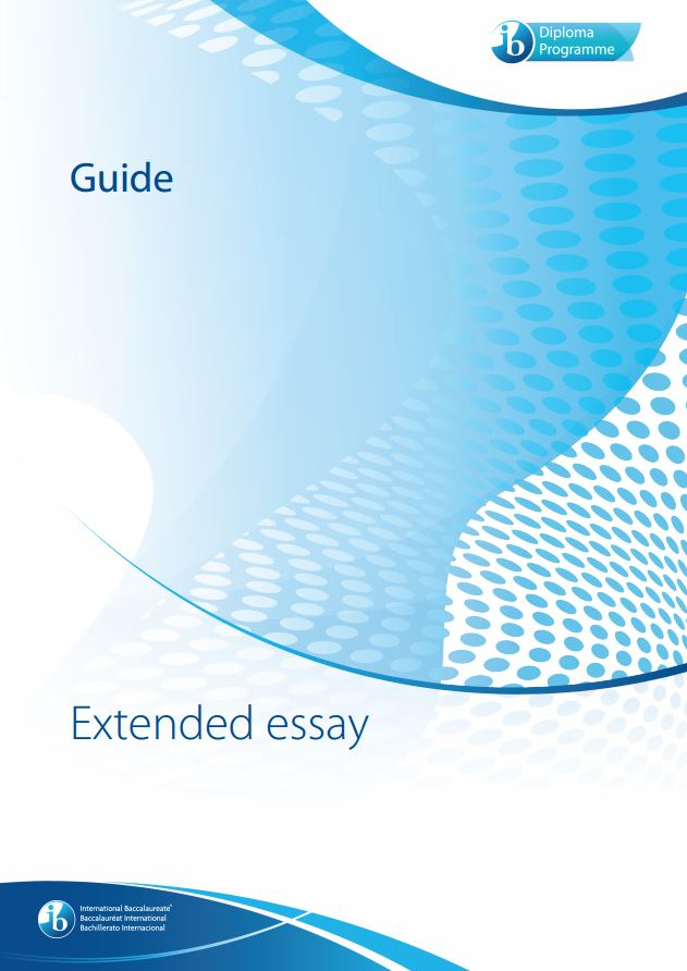 ibo extended essay deadline 2011 2 • advanced placement program® international baccalaureate®  fulfill three  central requirements: 1 theory of knowledge  extended essay, an externally.