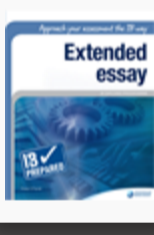 Ib extended essay guide   Five paragraph essay topics high school