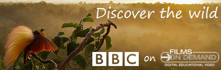 BBC nature programs on Films on Demand