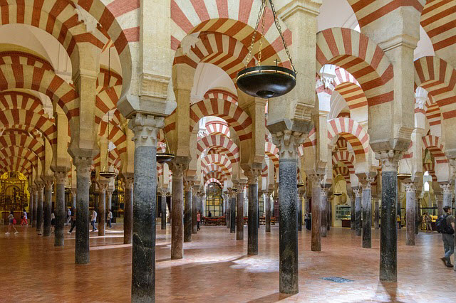 La Mezquita in Cordoba, Spain