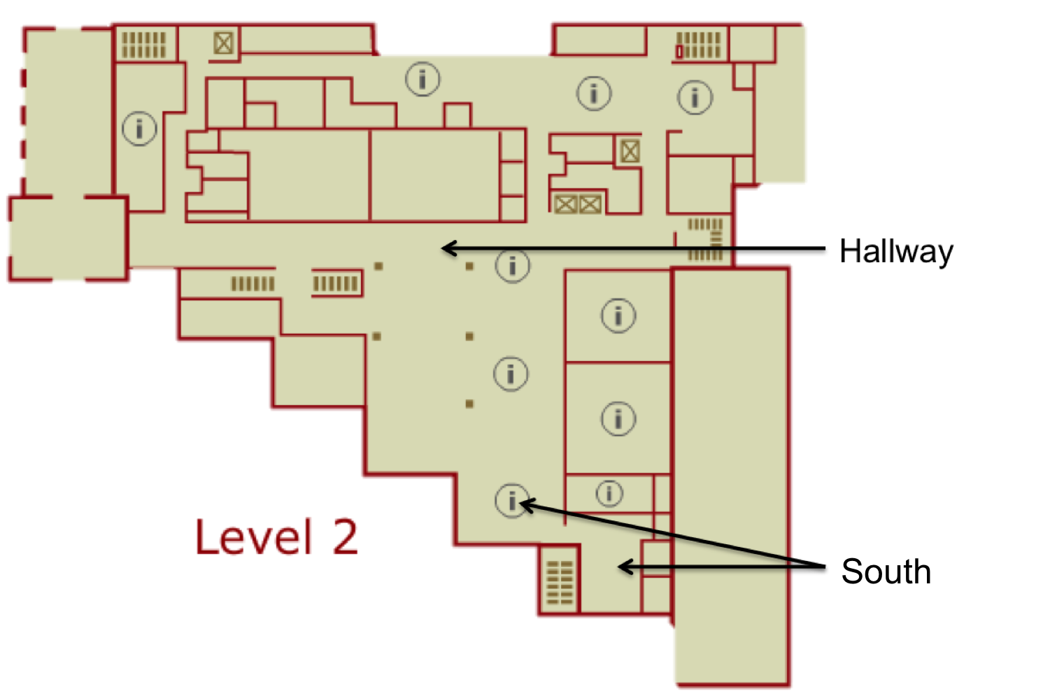 home exhibit options tour research guides at santa clara as of right now we have three exhibit spaces 2nd floor south 2nd floor hallway and the saint clare room below are the floor plans showing the general