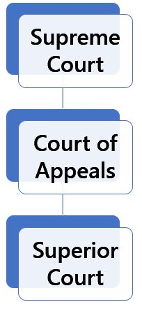 Georgia Court Structure