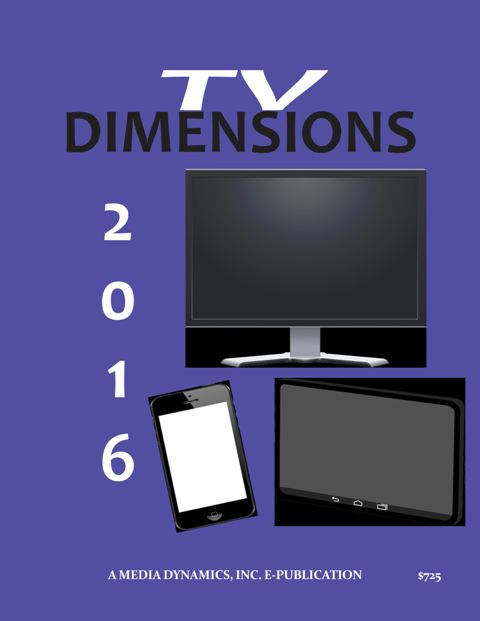 Tv Dimensions Book Cover