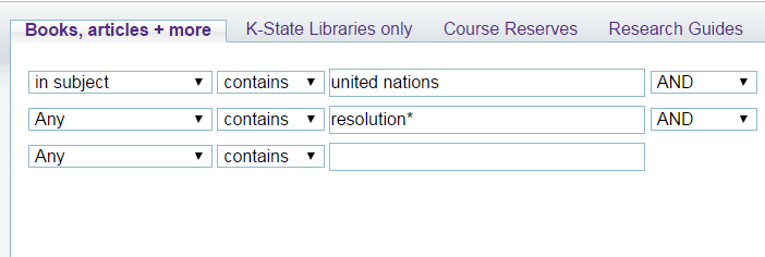 Search It search for united nations resolutions
