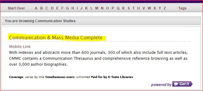 Communication literature review essay