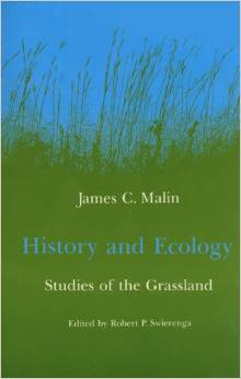 History and Ecology book cover