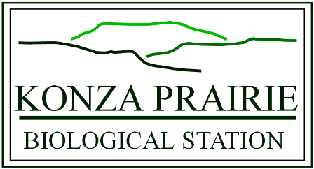 Konza Prairie Biological Station sign