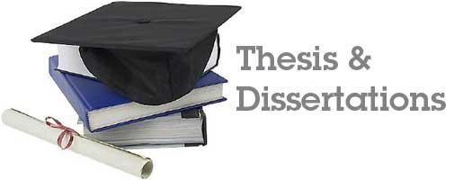 Dissertation microfilm