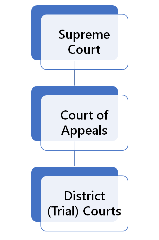 Minnesota Court Structure
