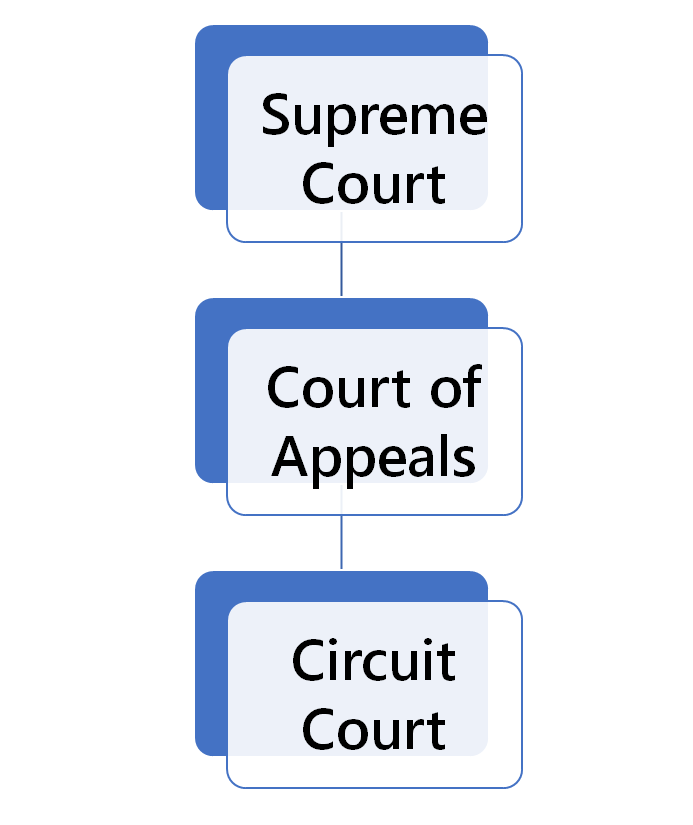 South Carolina Court Structure