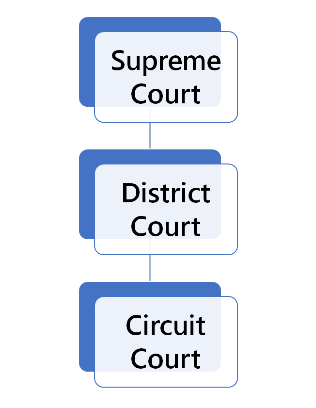 Wyoming Court Structure