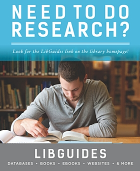 Use LibGuides for Research Help