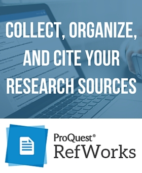 RefWorks Citation Manager
