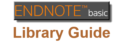 endnote library guide