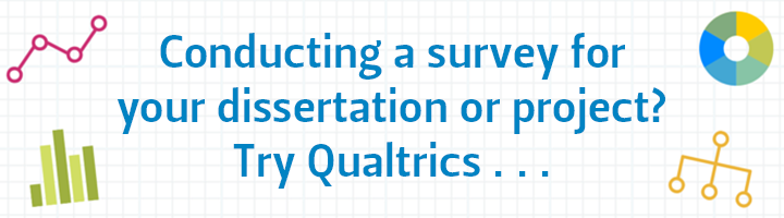Conducting a survey? Try Qualtrics.