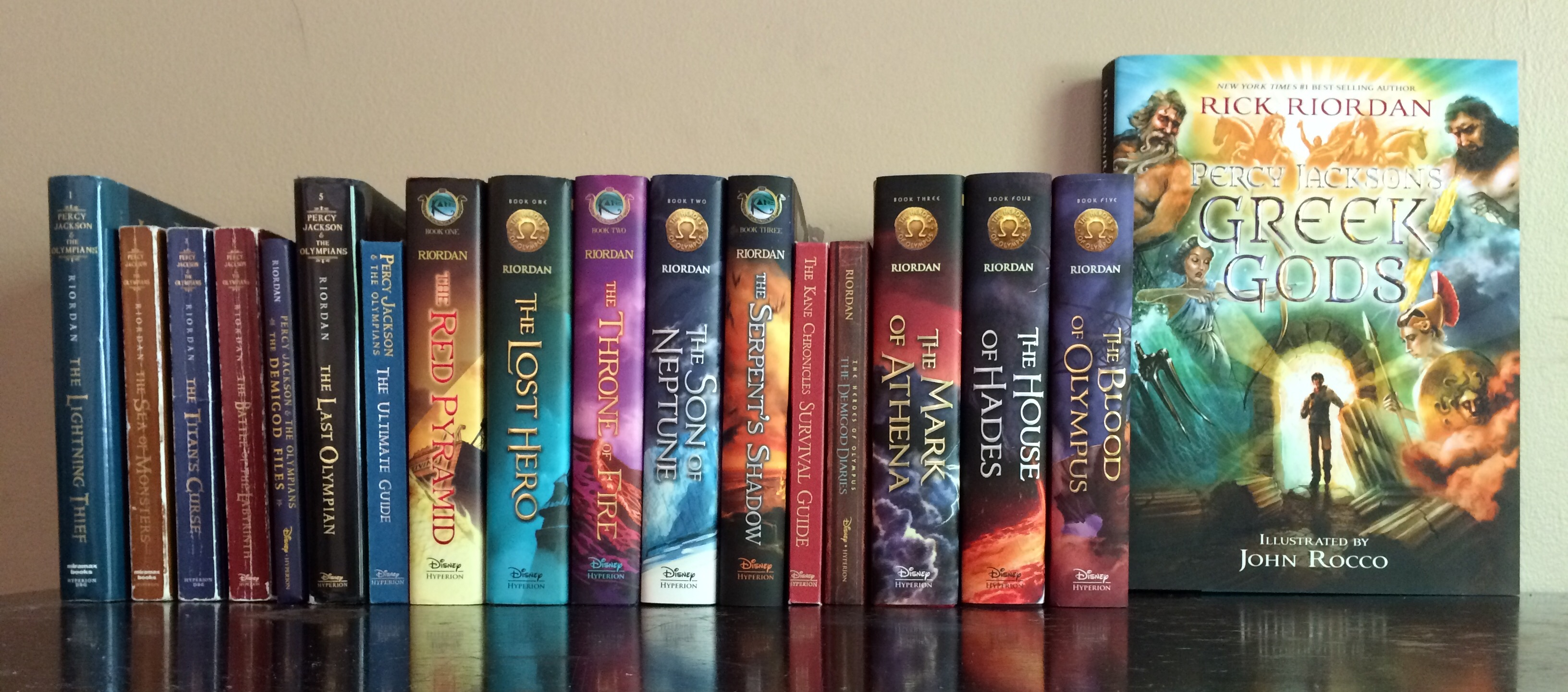 rick riordan wcps online high school book clubs