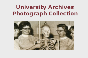 University Archives Digital Collection button