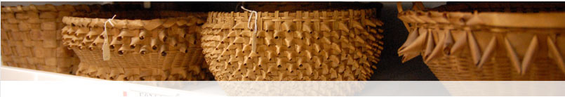 Image of woven baskets