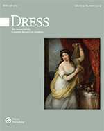 Cover of Dress Journal