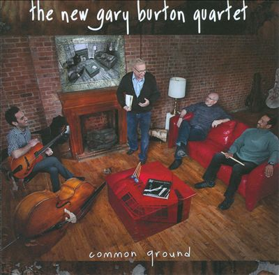 The New Gary Burton Quartet