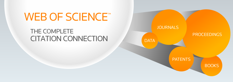 Web of Science Banner