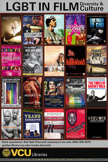 LGBT in film poster