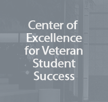 Center of Excellence for Veteran Student Success