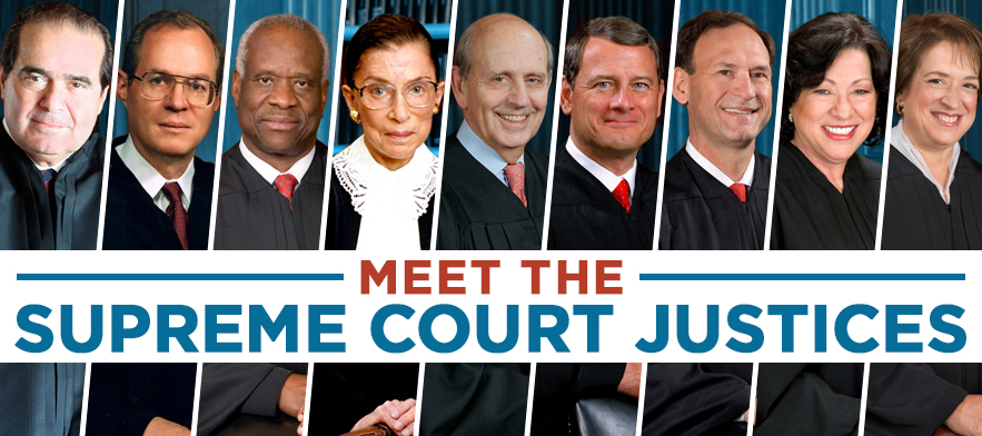Supreme Court Justices from freedomworks.org