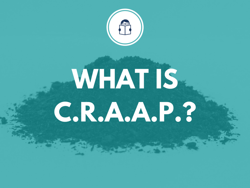 what is C.R.A.A.P.