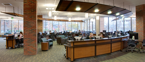 Get ReAcquainted With The UWM Libraries