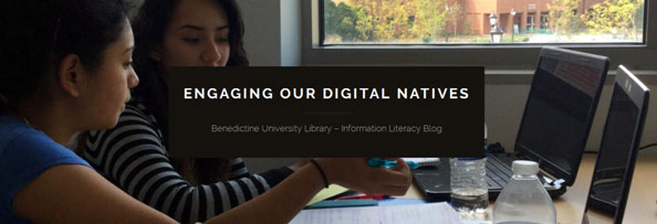 Engaging Our Digital Natives