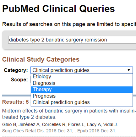 Answering The Clinical Question With Pico
